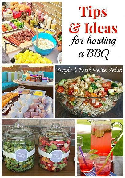 Warm weather means more outdoor entertaining and nothing beats a traditional barbecue! Addicted 2 DIY shares some of her tips for easy, breezy summer time fun.