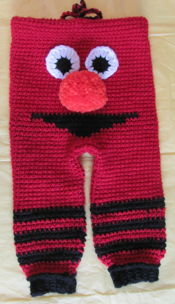 65 best amigurumi elmo images on pinterest amigurumi baby babys elmo pants quality handmade crochet pieces httpsfacebook bankloansurffo Gallery