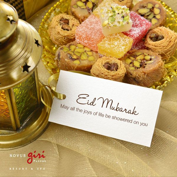 ID MUBARAK FROM NOVUS GIRI May all the joys of life be showered on you…..  Details >>>  http://novushotels.com/blog/2014/07/26/eid-mubarak-from-novus-giri/