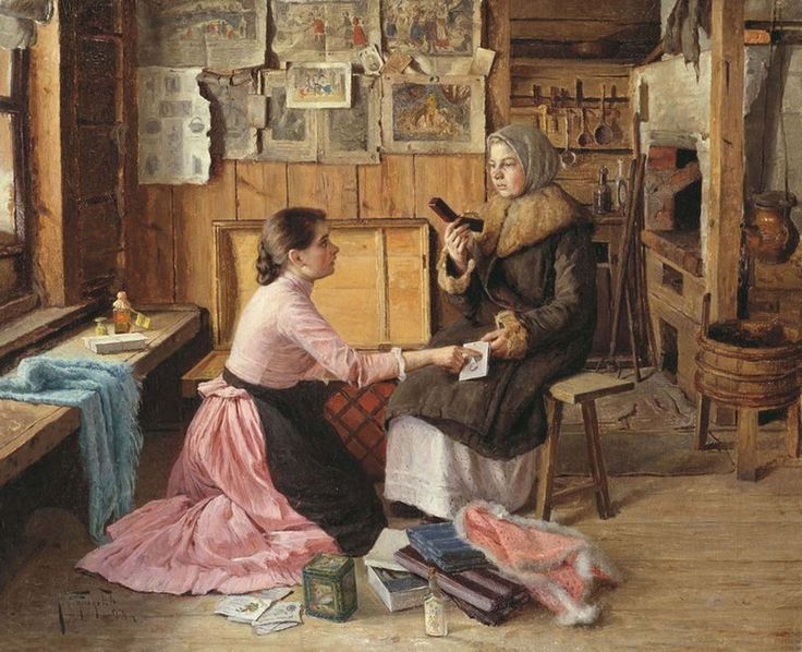 The Glory of Russian Painting: November 2012