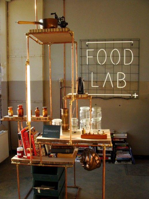 Foodlab + Eindhoven