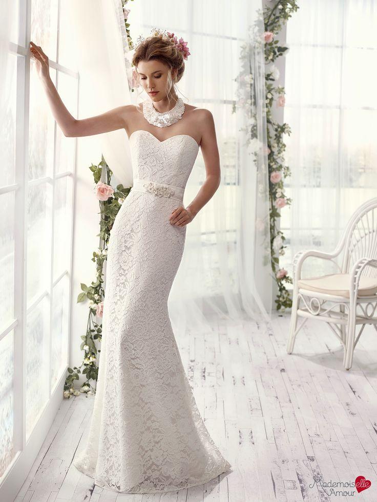 ... pour mariage, Robe de mariage simple and Robe avec haut en dentelle