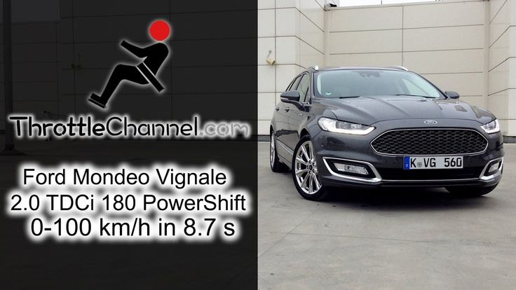 2020 Ford Mondeo Vignale Ford Mondeo