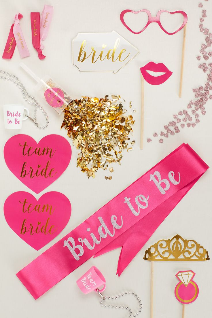 Bachelorette party essentials!
