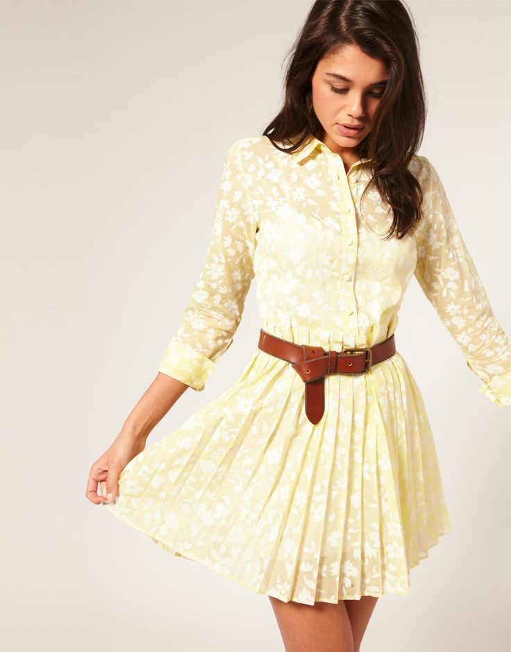 Perfect spring dress by asos