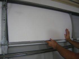 1000 Ideas About Garage Door Insulation On Pinterest