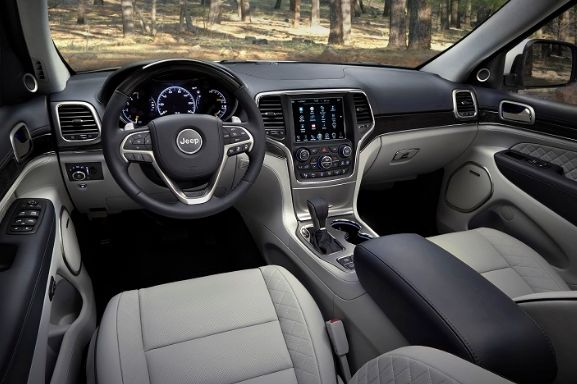 2017 SUV Jeep Grand Cherokee Redesign, Concept, Engine, Specs