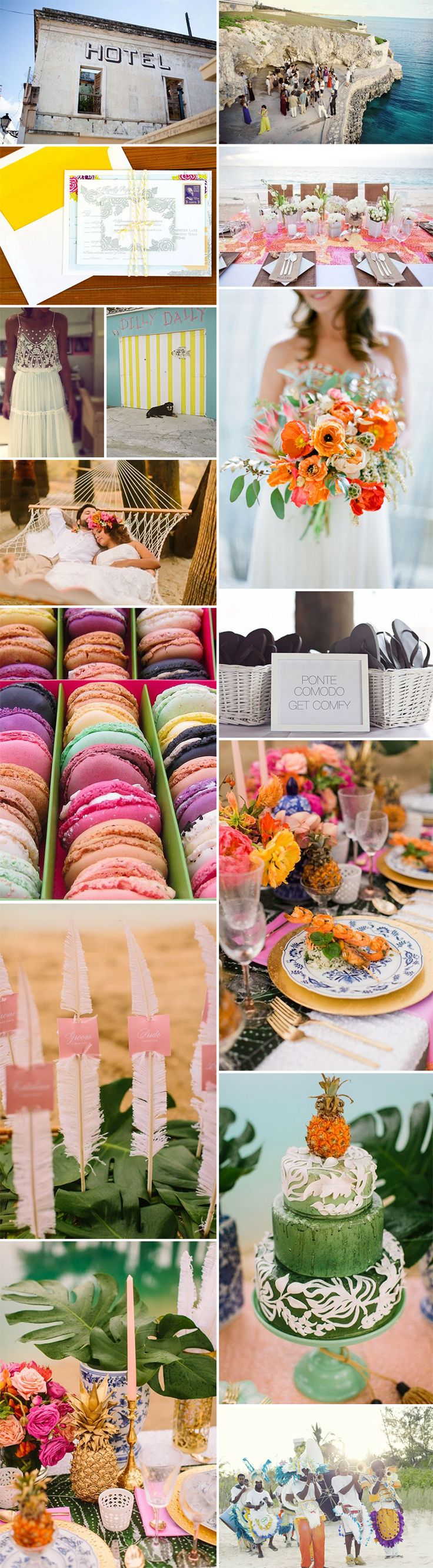 29 Best Wedding Color Inspiration Images On Pinterest