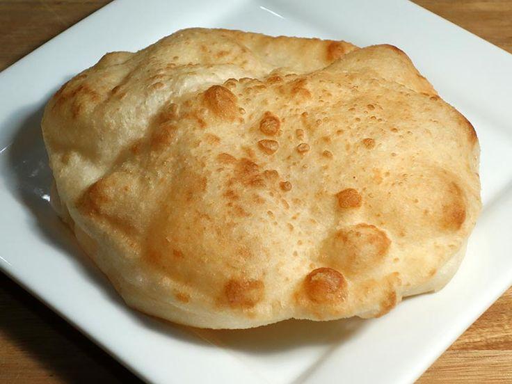 Manjula S Kitchen Bhatura