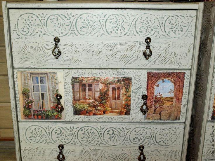 """Купить """"Палермо"""" (Комплект для спальни). - Мебель, комод, шкаф, авторская мебель, оформление мебели"""