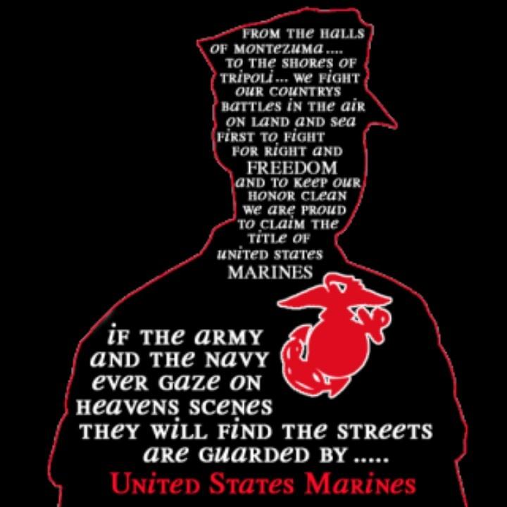 Lyric marine corps hymn lyrics : 52 best USMC images on Pinterest | Marines girlfriend, Soldiers ...