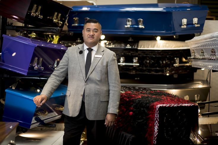 Twelve questions with funeral director Francis Tipene- Francis Tipene stars in new TV1 documentary series about funeral directors - The Casketeers.