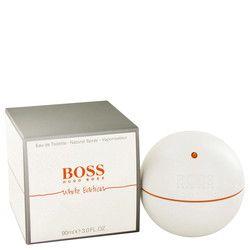 Boss In Motion White by Hugo Boss Eau De Toilette Spray 3 oz (Men)