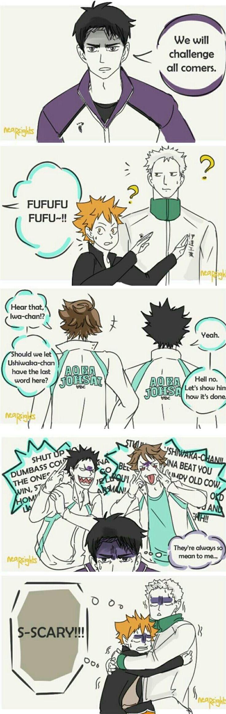 Aaawwwwww<---- Same Hinata and Aone. sAME