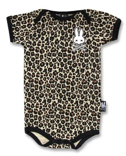 Leo Romper by Six Bunnies