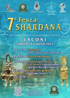 Shardana i Popoli del Mare (Leonardo Melis): 7^FESTA SHARDANA del SOLSTIZIO