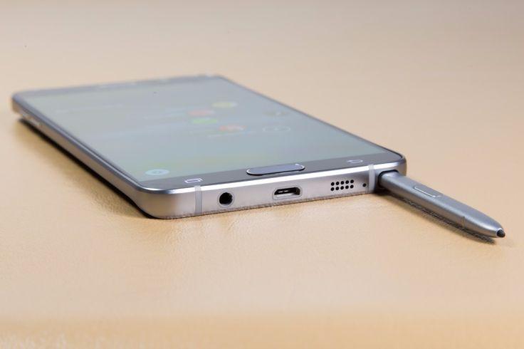 Galaxy Note 6: Snapdragon 823 y 6 GB de RAM