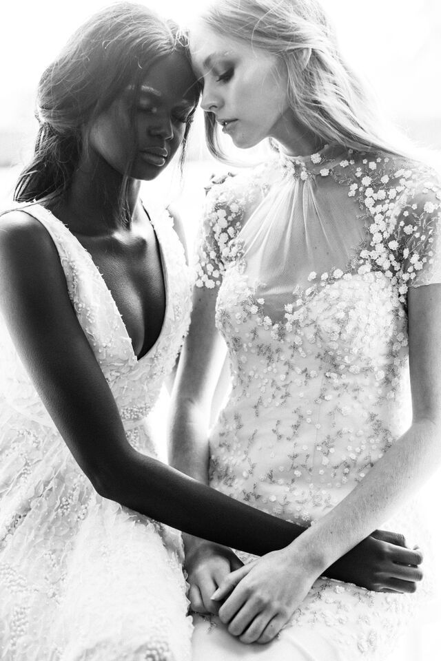 Camelia + Lilly  | ONE DAY BRIDAL |   Love's Keeper | Spring15 | Photography…