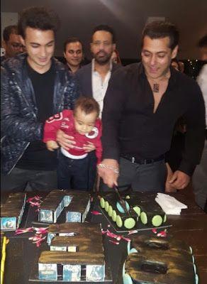 @InstaMag - Salman Khan turned 51, a string of Bollywood celebrities, including Jacqueline Fernandez, Ali Abbas Zafar and Shilpa Shetty, wished him Happy Birthday
