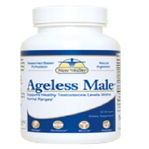 An Incredible Breakthrough Ageless Male Testosterone