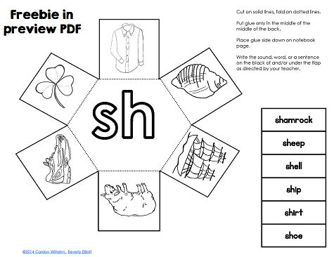 Ch-Sh-Th-Wh Digraph Resources for Premium eMembers