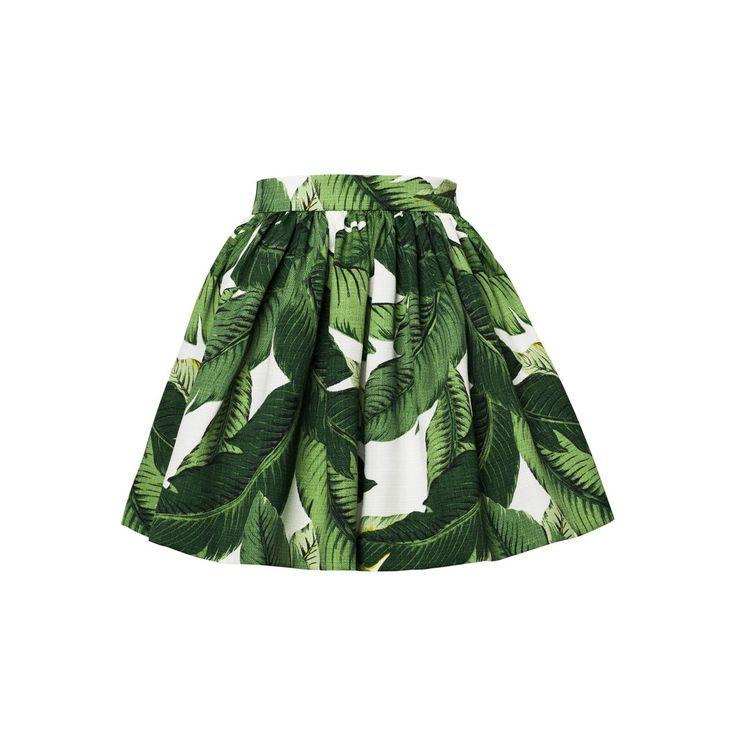Banana Leaf Skirt 94