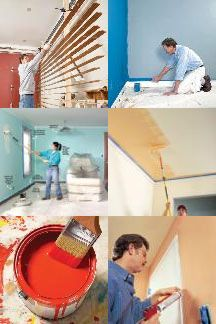 All of these articles will help you become a faster painter. Learn tips and techniques from professional painters at http://www.familyhandyman.com/DIY-Projects/Painting/Speed-Painting