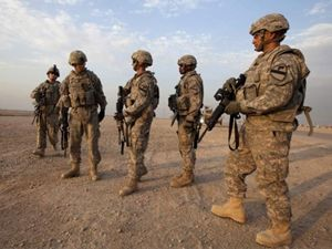 ABD Ordusu Trump'la Afganistan için görüşecek