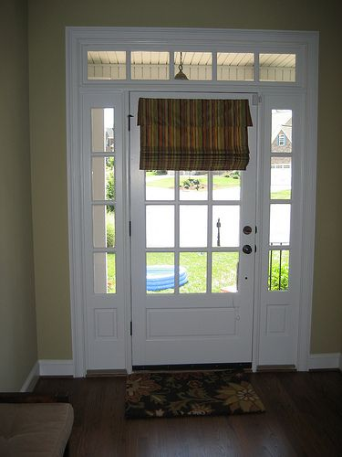 17 Best Images About Front Door Covering On Pinterest