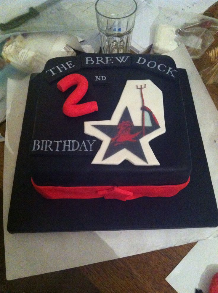 Brew dock 2nd birthday