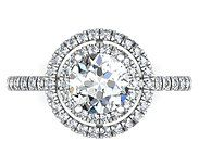 Halo diamond rings and custom diamond engagement rings.  http://www.diamorediamonds.com/  Wholesale diamonds in Dallas, Texas