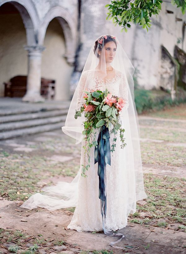All the drama... bouquet by Mindy Rice Design