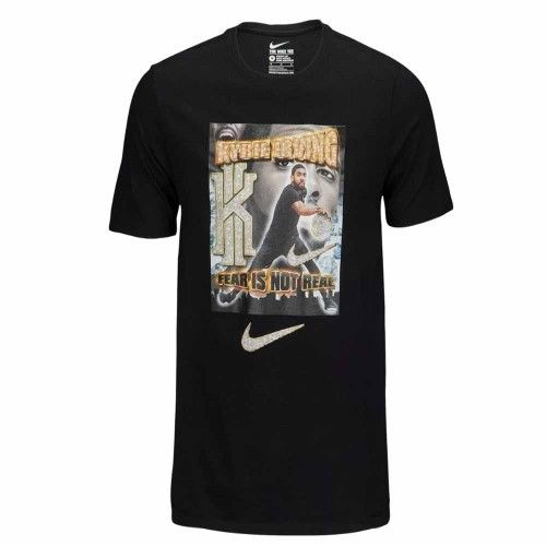 Nike Mens Kyrie Irving Cavs Basketball Pen & Pixel T-Shirt