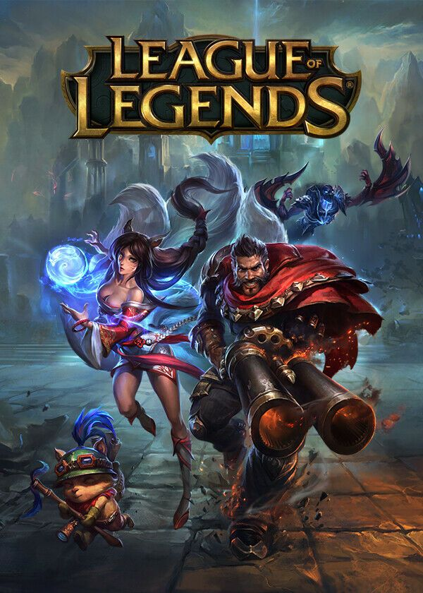 League of Legends NA Account, LvL 30 , Unranked 100-120 Champs