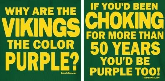 Packers vs Vikings