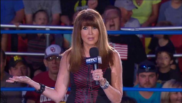 Could Dixie Carter Finally Be Done With TNA Wrestling?