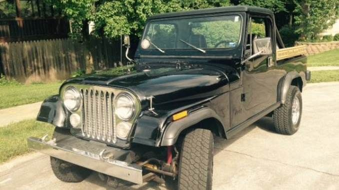 1982 6cyl Automatic in Kansas City, MO in 2020 | Jeep ...