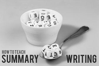 how to teach writing skill