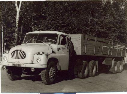 Tatra T138 6x6 TN N18 V
