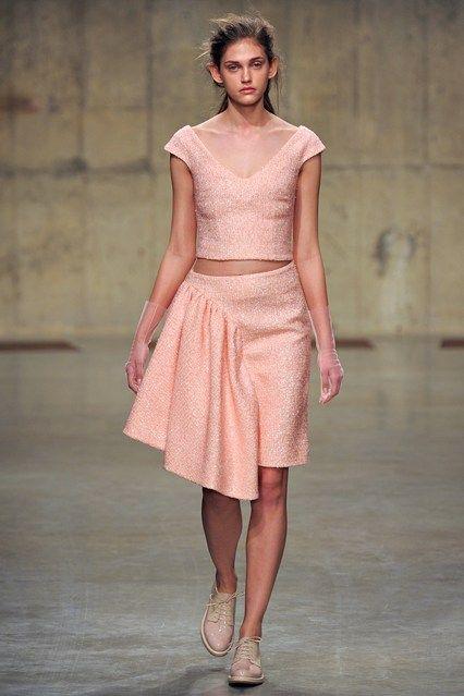Simone Rocha - www.vogue.co.uk/fashion/autumn-winter-2013/ready-to-wear/simone-rocha/full-length-photos/gallery/934658