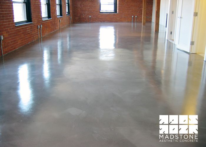 26 best images about concrete floors on pinterest for Stained polished concrete floor