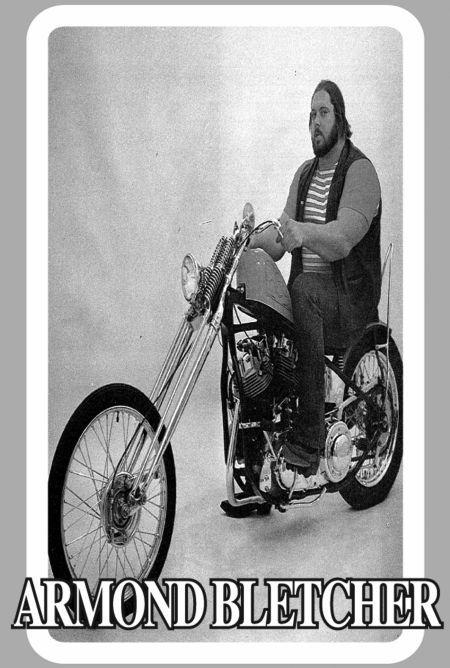 Armond Bletcher | Bike, Biker, Motorcycle
