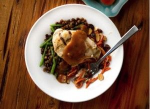Bistro MD meal: Moroccan Inspired Chicken