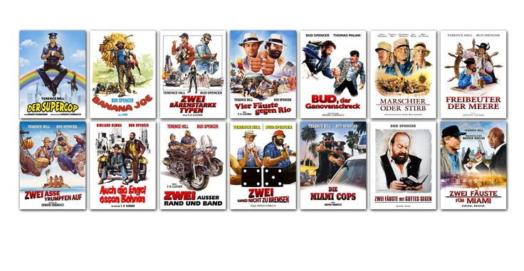 Alle Filme Mit Bud Spencer Und Terence Hill