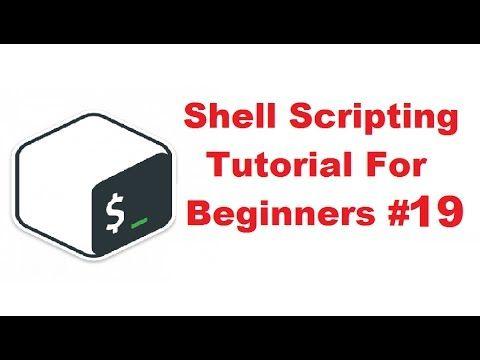 Shell Scripting Tutorial for Beginners 18 - FOR loop