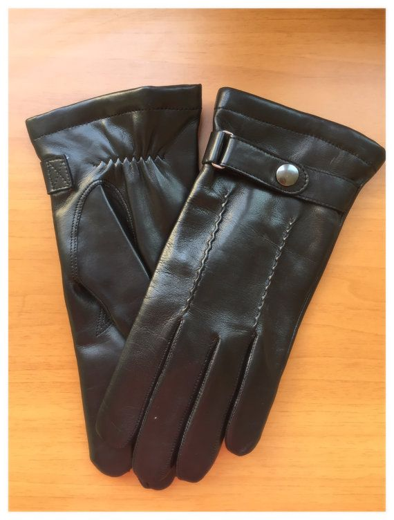 Men's gloves,winter gloves,wool lining,elegant style,warm gloves, nappa leather,Italian leather,gift for him,driving gloves, Christmas gift
