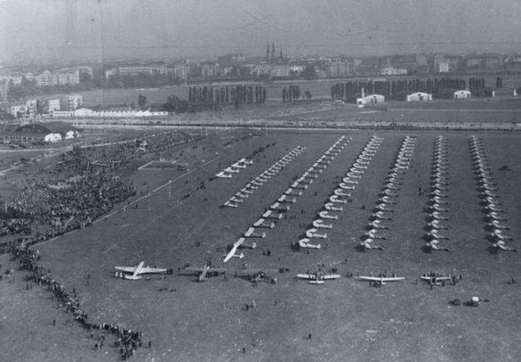 Warszawa - Pole Mokotowskie, (26.09.1937)