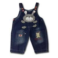 Rabbit Hiding in My Overalls - Baby Girls & Baby Boys Clothes