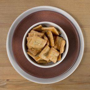 Crackers (de la 2 ani) - fara lactate