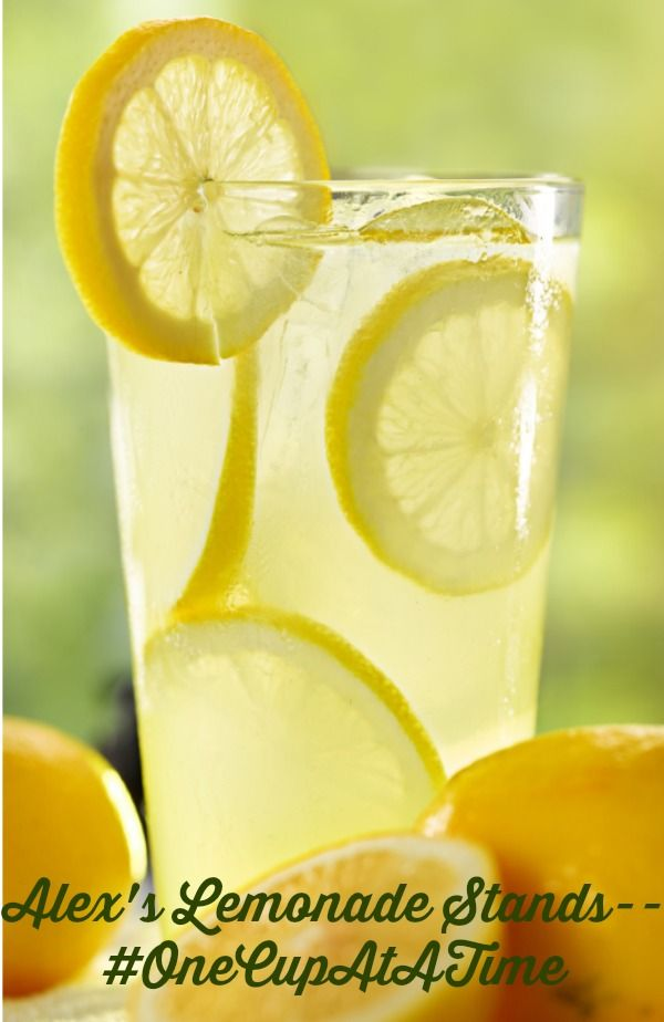 Want to do your part to combat Childhood Cancer? Why not learn more about hosting an Alex's Lemonade Stand with your kids? Get involved toda...